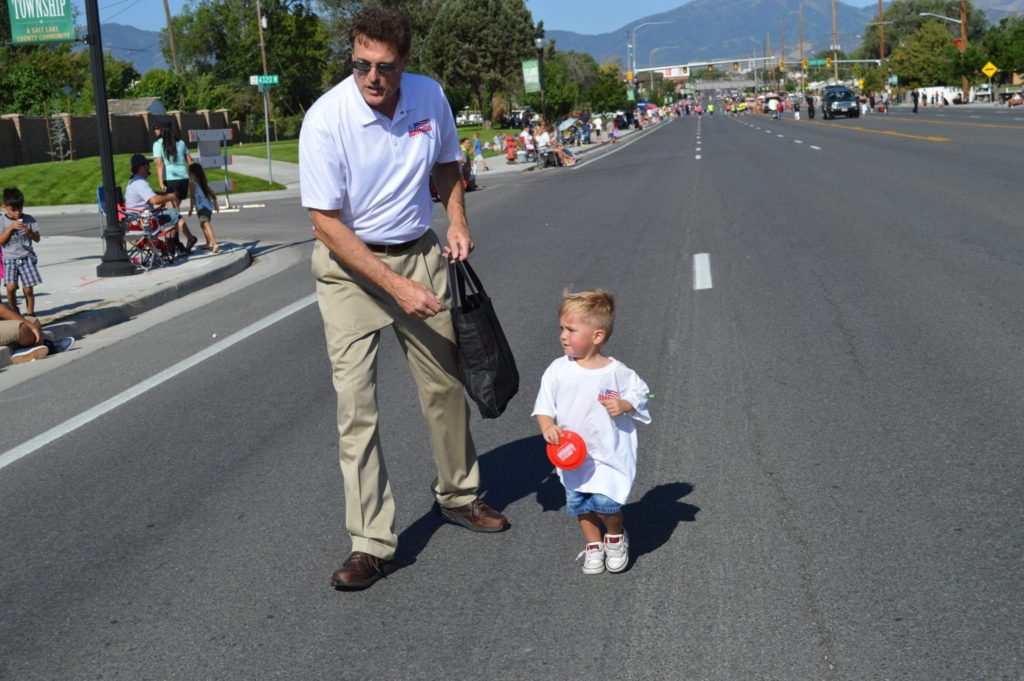 Kearns Hometown Days Parade